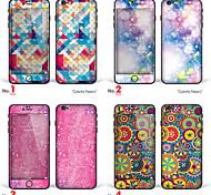 """iPhone 6 más / 6s más adhesivo arte corporal: """"el patrón de colores"""" (serie de colores)"""