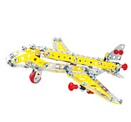 Airliner Flight Puzzles Magical Alloy Model DIY Toys Modeling Toys