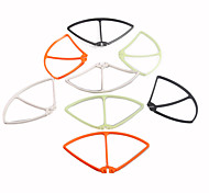 8pcs/lot Blade Propeller Protector Set Protection Frame Guard Cover for Syma X8C X8W X8G RC Quadcopter