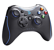 zhidong® schwarz& blau n Wireless-Controller für PS3 / Android-Handy / tv box / pc