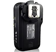 sidande wfc-01c disparador de flash inalámbrico para Canon 6d cámara digital SLR-60d 7d 70d 5D2 5D3 450d 600d