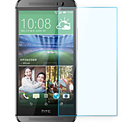 Explosion Proof Premium Tempered Glass Film Screen Protective Guard 0.3 mm Toughened Membrane Arc For HTC One(M8)