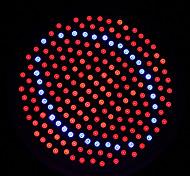 MORSEN®24W  E27  200 LEDs Grow Light  Plant Lamp For Plants Vegs Hydroponic System Plant Light  AC85-265V