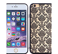 The New Auspicious Color Relief TPU+PC Mobile Phone Protection Shell Chinese Style for iPhone 6/6S 4.7""