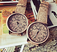 Women'S Watches,  Graining wood ,Students watch,Girl Watches, Ladies Watches, Analog Quartz Watches