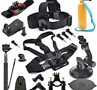 Accessories For GoProAnti-Fog Insert / Monopod / Gopro Case/Bags / Screw / Buoy / Suction Cup / Hand Straps / Straps / Clip / Hand