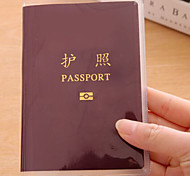 Passport Holder & ID HolderForTravel Storage PU Leather 13.5*18.5*0.5cm
