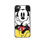 Cute mouse Design Aluminum Hard Case for iPhone 5/5S