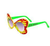 Gafas de Sol niños'sModa / Geek y Chic / Estilo de gafas de sol Anti-UV / 100% UV400 Ojo de Gato Múltiples coloresGafas de Sol / Casual /