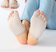Non-Slip  Five Fingers Half Yoga Socks