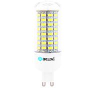 Bombillas LED de Mazorca T G9 18W 89 SMD 5730 1800 lm Blanco Cálido / Blanco Fresco AC 100-240 V 1 pieza