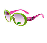 Kids New Fashion Cute Round UV Protection Sunglasses (Random Color)