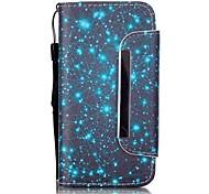 appositamente progettato grande copertura portafoglio 3 carta caso completo del corpo per iPhone SE