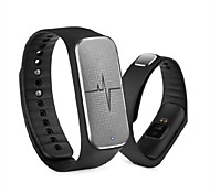 L18 Health Bracelet Bracelet Step Motion Sleep Heart Rate Blood Pressure Breath Rate Fatigue State Mood.