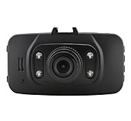 1080p FHD 120 Degree Angle Cheap Car Camera GS8000L With G-sensor