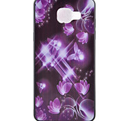 Stars Butterfly Pattern TPU Phone Case For Samsung Galaxy A3(2016) /Galaxy A5(2016) /Galaxy A7(2016)
