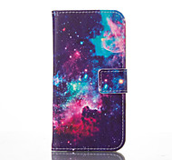 Star Painted PU Phone Case for Galaxy  S7/ S7edge /S7 plus