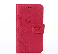 PU Leather Wallet Flip Pattern Case For Samsung Galaxy Grand On5  G550 G5500
