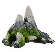 Decoración de Acuario Adornos / Rocas Artificial Plástico