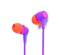 Iriver WC-10E 3.5mm In Ear Stereo Music for iPhone 6/iPhone 6 Plus (Assorted Colors)