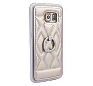 Boitier de pédalier anneau téléphone samsung galaxy bord tout compris de cas de téléphone samsung pour s / s6edge samsung / plus