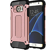 2016 Luxury Fashion Bumper Rugged Protective Case Cover For Samsung Galaxy S7/S7 Edge