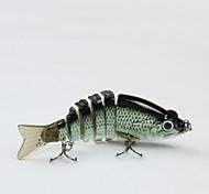 """1 pcs Isco Duro N/A 21 g/3/4 Onça,108 mm/4-1/4"""" polegada,Plástico DuroIsco de Arremesso / Outro / Pesca de Isco / Pesca Geral / Pesca de"""