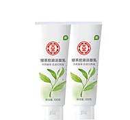 1 Очищающее средство для лица влажный Пена Влажность / Уход за жирной кожей / Очищение Лицо Кот China Dabao