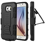 Zukunft Rüstung Hybrid Fall Militär 3 in 1 Combo Abdeckung für Samsung-Galaxie s7 Rand Fall