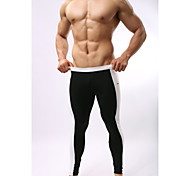 Running Tights / Pants/Trousers/Overtrousers / Bottoms Men'sBreathable / High Breathability (>15,001g) / Moisture Permeability / Quick