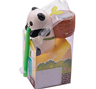 NEJE Self Watering Animal Plant Planters - Panda (Basil)