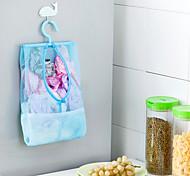 Clothesline Clip Pouch Hanger