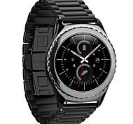 cinturini cinturino in acciaio inox orologio classico banda hoco ingranaggi hoco s2 per Samsung Gear S2 Classic