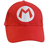 Super Mario Red,Green Cotton Cosplay Cap