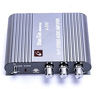 A-200 Hi-Fi Stereo Aoudio Amplifier for Car/Motorcycle