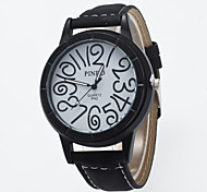 2016 New Arrival Retro Wristwatches With Quartz Lava The Big Number Printing Cool Watches Unique Watches