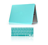 "2 in 1 Matte Plastic Full Body Case with  Keyboard Cover r for Macbook Air 11"",Pro 13""/15"""