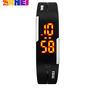 Unisex  Digital  Korean Version Of The Trend Of LED Electronic Waterproof Men And Women Watch(Assorted Colors) Cool Watches Unique Watches