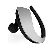 Mini Noise Cancelling Smart Voice Control Stereo Wireless 4.0 Bluetooth Headset Earphone With Mic for Samsung iphone