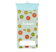 Cartoon Fruit Pattern Mobile Phone Waterproof Bag for iPhone6/6s
