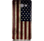 Flag of the United States Pattern TPU Back Case for Galaxy A5(2016)/Galaxy A5(2016)