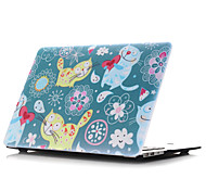 Colored Drawing~5 Style Flat Shell For MacBook Air 11''/13''