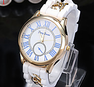 Ladies' Watch Silicone Rome Digital Bracelet Watch Cool Watches Unique Watches