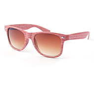 Fashion Imitation wood Grain Sunglasse for Men and Women