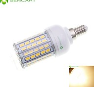 SENCART E27 B22 E14 GU10 10W 96 x 5630SMD 1200LM Warm White / Cool White Led Light Bulbs AC110 AC240V)