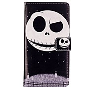 Giant Panda Relief Painted PU Phone Case for Galaxy Grand Prime G530/J5