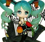 Vocaloid Hatsune Miku 15CM Figure Anime Azione Giocattoli di modello Doll Toy