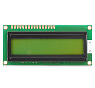 LCD1602 LCD Monitor 1602 5V Blue Screen and White Code for Arduino