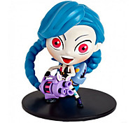 League of Legends Verhexen 10CM Anime Action-Figuren Modell Spielzeug Puppe Spielzeug