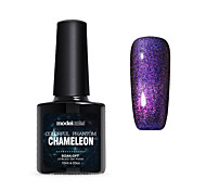 Modelones 3D Colorful Phantom Gel Nail Polish Chameleon Gel UV Gel Polish